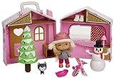 Barriguitas 700011770 - Cabaña de la montaña con muñeco