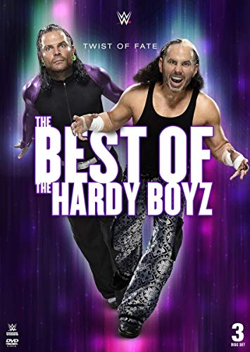 WWE: Twist Of Fate: The Best Of The Hardy Boyz (Halskette) [3 DVDs]