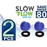 Bulfyss Water Saving Aerator & Filter, for Kitchen Tap & Bathroom Tap, Standard Size, Eco-Friendly, 3 Litre per Minute