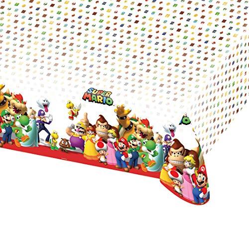 NET TOYS Tischdecke Super Mario Brothers | 120 -