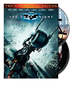 Dark Knight [DVD] [2008] [Region 1] [US Import] [NTSC]