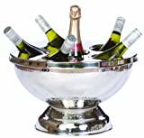 Epicurean Europe Stainless Steel Champagne/Wine Cooler