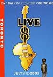 Live 8 - Toronto - One Day, One Concert, One World - July 2nd 2005