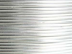 10 Mètres fil aluminium argent 2mm Oasis ®