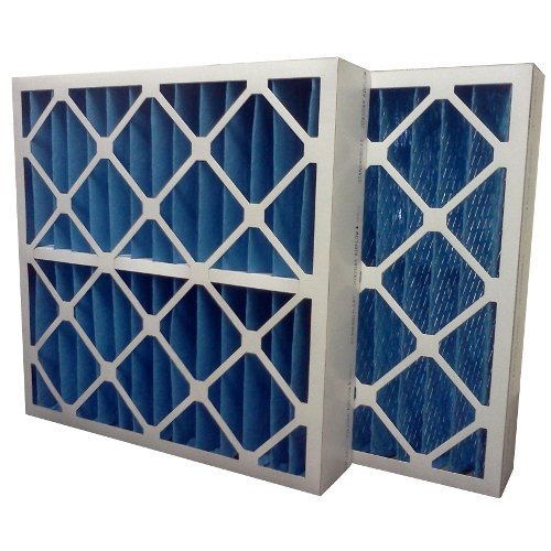 Pack of 6 US Home Filter SC40-14X24X1-6 MERV 8 Pleated Air Filter 14 x 24 x 1
