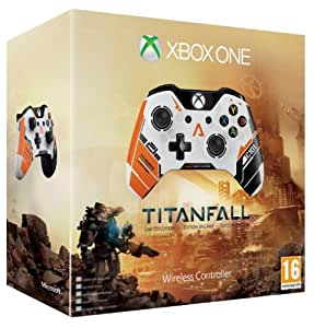 xbox one titanfall manette sans fil edition limit e jeux vid o. Black Bedroom Furniture Sets. Home Design Ideas