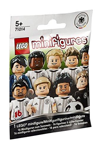 LEGO Minifigures DFB: Mannschaft - Figuras construcción