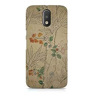 Hamee Designer Printed Hard Back Case Cover for Xiaomi Redmi Note 3 Design 7307