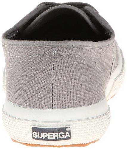 Superga 2750 Cotu Classic Textile Sportliche Turnschuh Grey Sage