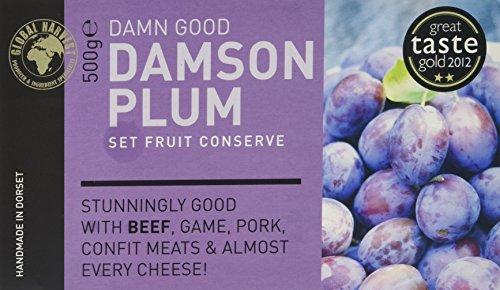 global-harvest-damn-good-damson-plum-jelly-set-fruit-conserve-500-g