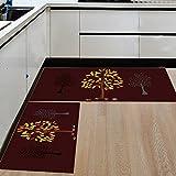 Shuzhen,Tappetino da cucina lavabile con tappetino da cucina(color:COLORMIX,size:50X160CM)