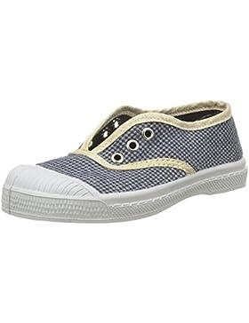 Bensimon Tennis Elly Checks - Zapatillas de deporte Niñas