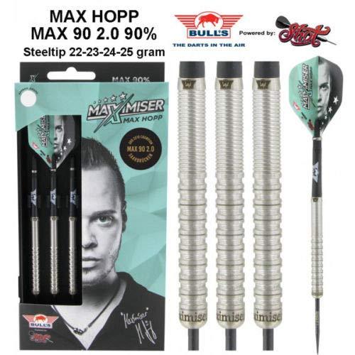 Bull´s NL Shot! Max Hopp Max90 2.0 22g - Steeldart