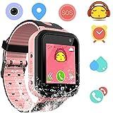 Waterproof Smart Watch for Girls Boys - IP67 Waterproof Children Smartwatch Phone