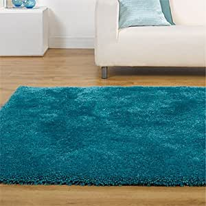 tapis starlet twilight bleu canard 160 x 220 cm. Black Bedroom Furniture Sets. Home Design Ideas