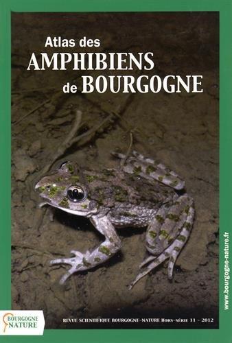 Atlas des amphibiens de Bourgogne