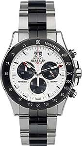 Michel Herbelin - 36670/BNA21 - Montre Homme - Quartz - Chronographe - Bracelet Acier Inoxydable Argent