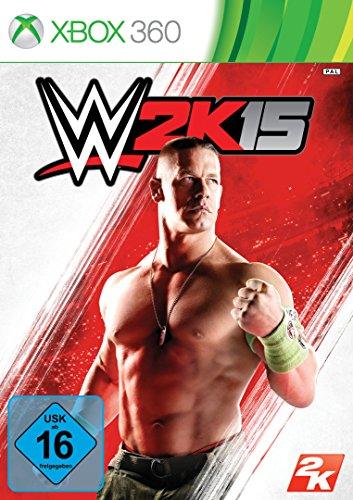 WWE 2K15 - [Xbox 360] - Spiel Wwe 2k15