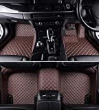 #6: Autofurnish 5D Premium Custom Fitted Car Mats for New Toyota Fortuner - Coffee