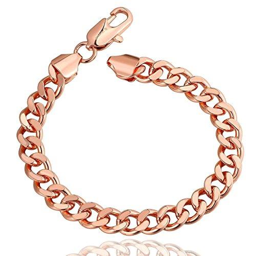 18k-plaque-or-rose-femme-homme-bracelets-lien-geometric-longueur-20cm-adisaer-bijoux