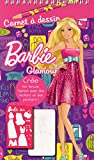 Barbie Glamour - Carnet à dessin