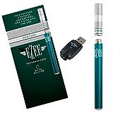 Ezee Cigarette Électronique Kit de démarrage | Saveur de Menthol | Sans Nicotine ni Tabac | E-cigarette Rechargeable | 1 filtre jusqu'à 350 bouffées