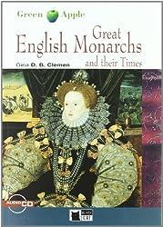 Great English Monarchs+cd (Green Apple)