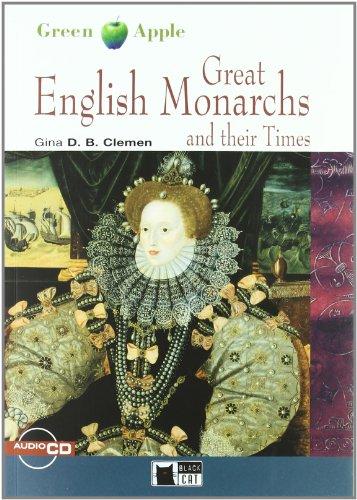 Great English Monarchs+cd (Green Apple) - New Green Apple