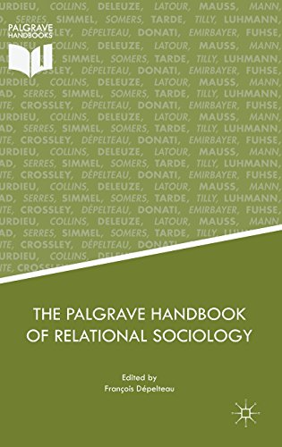 The Palgrave Handbook of Relational Sociology