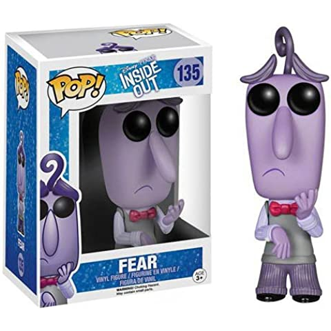 Funko Pop! Disney - Paura - Disney World Photo