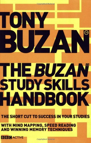 The Buzan Study Skills Handbook: The Shortcut to Success in your Studies with Mind Mapping, Speed Reading and Winning Memory Techniques (Mind Set) por Tony Buzan