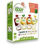 good goût Gourdes de fruits, avec une cuillère ( Prix unitaire ) - Envoi Rapide Et Soignée