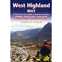 West Highland Way: Glasgow to Fort William (Trailblazer)