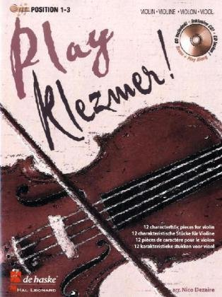 Play Klezmer! Violon +CD