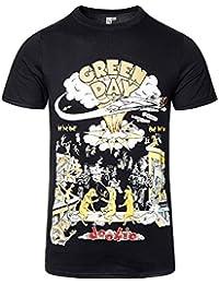 50bf31e4 Official Green Day '94 Tour T Shirt (Black)