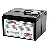 New Battery Pack for APC Dell Smart-UPS 700VA DL700 Compatible Replacement by UPSBatteryCenter