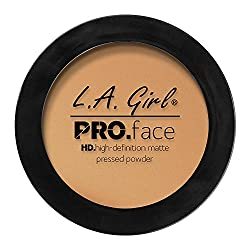 True Bronze , 0.25 Ounce (Pack of 3) : L.A. Girl Pro Face HD Matte Pressed Powder, True Bronze, 0.25 Ounce (Pack of 3)