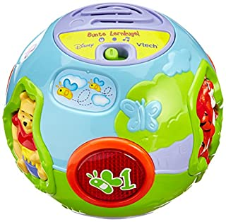 Vtech 80-106104 - Winnie Puuhs Bunte Lernkugel (B0022NHNE4) | Amazon price tracker / tracking, Amazon price history charts, Amazon price watches, Amazon price drop alerts