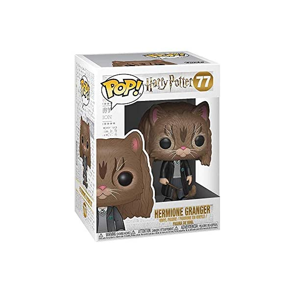 Funko Pop Hermione convertida en gata (Harry Potter 77) Funko Pop Harry Potter