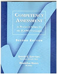 Competency Assessment: A Practical Guide to the Jcaho Standards