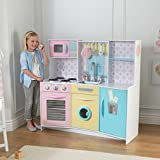 KIDKRAFT WOODEN SWEET TREATS PASTEL KITCHEN CHILDS PLAY KIDS GIRLS