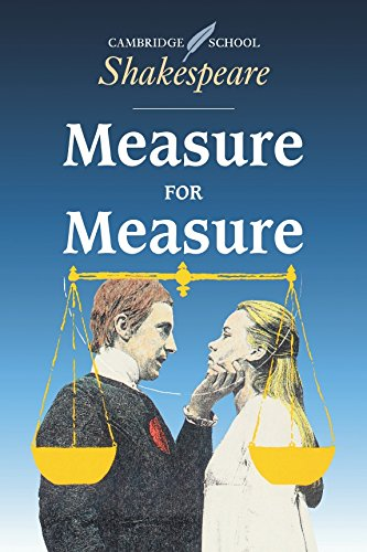 Measure for Measure (Cambridge School Shakespeare)