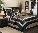 Nanshing America Pastora 7-Piece Queen Comforter Set by Nanshing America