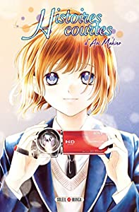 Histoires Courtes d'Aoi Makino Edition simple One-shot