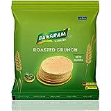 Bansiram Roasted Crunch Methi Khakhra Set of 2 - Each 180 g