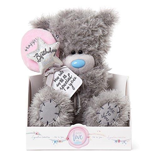 Me to You Mir 'ap901005, youhappy Geburtstag Luftballons Tatty Teddy Bär
