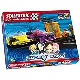 Scalextric- Circuito Compact Código Lyoko (C10059S500)