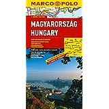 MARCO POLO Länderkarte Ungarn 1:300.000 (MARCO POLO Länderkarten)