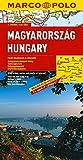 MARCO POLO Länderkarte Ungarn 1:300.000 (MARCO POLO Länderkarten) - Marco Polo