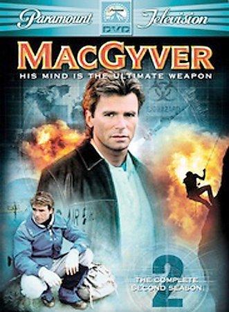 MacGyver: Complete Second Season